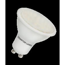 Crompton 3W LED GU10 SMD 3000K Warm White