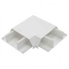 Falcon Trunking Systems Limited Falcon Dado 3 Compartment Flat Angle