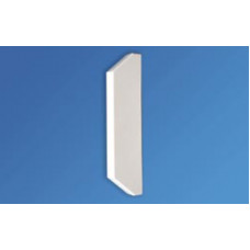 Falcon Trunking Systems Limited Falcon Dado 3 Compartment Stop End