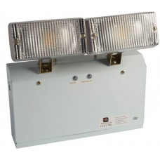 RED ARROW  Emergency Twin Spot - 2 x 3w LED - 3 Hour