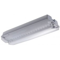 VTAC 3W LED Maintained/Non Maintained Emergency Exit Bulkhead, IP65