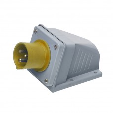 Europa Components IP44 APPLIANCE INLET 110V 2P+E 16A 4h