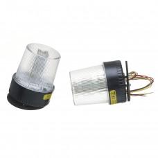 Europa Components LED Multi-volt 10-100V DC Amber