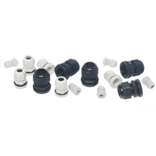 Europa Components PG16 Black 10-14mm