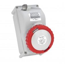 Europa Components IP67 ENC INTLOCK SOCKET 4P 400V 16A FANTON