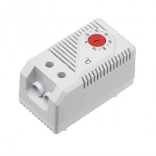 Europa Components Thermostat 0-60°C N/C Used for Heating